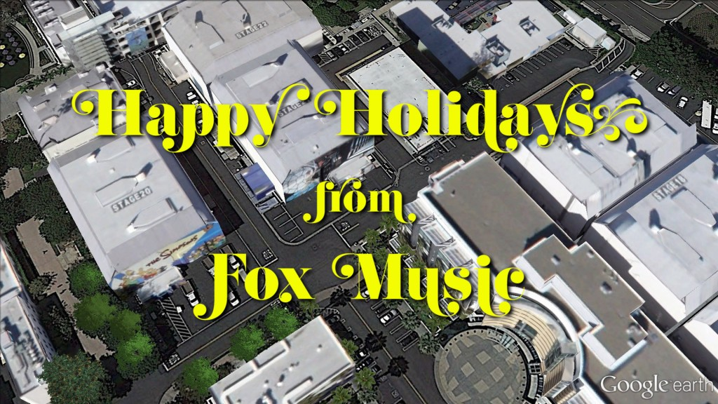 Poster Fox Holiday 2014 v2